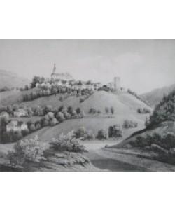 Kärntner Ansichten von Wagner, Althofen