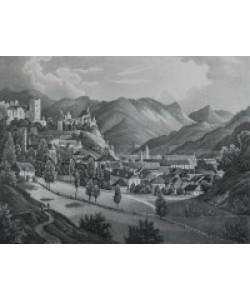 Kärntner Ansichten von Wagner, Friesach 1