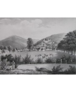 Kärntner Ansichten von Wagner, Wolfsberg