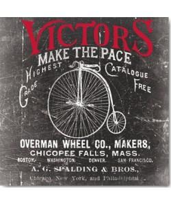 Katrina Craven, Antique Bicycle I