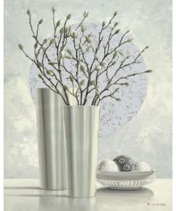 Karin V.D. Valk, Silver Inspiration II