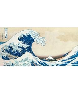 Katsushika Hokusai, L´onda I
