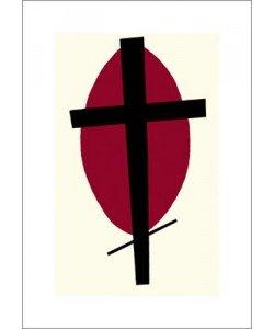 Kazimir Malevich, Suprematismus, 1921/1927 ca. (Büttenpapier)