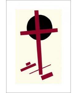 Kazimir Malevich, Suprematismus, 1927 ca. (Büttenpapier)