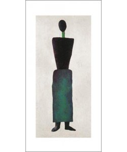 Kazimir Malevich, Womanfigure