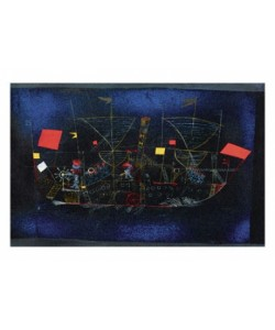 Paul Klee, Abenteuer-Schiff