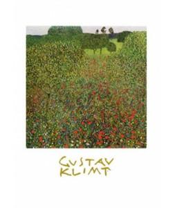 Gustav Klimt, Mohnwiese K 12