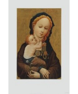 Kölner Meister, Madonna mit der Wickenblüte