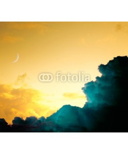 Konstiantyn, art abstract sky background