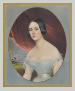 Kobel, Portrait: Comtesse D'Orsay
