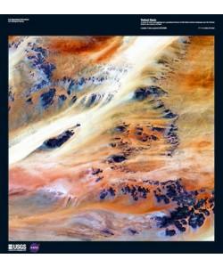 Landsat-7, Terkezi Oase