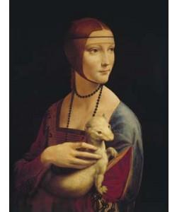 Leonardo da Vinci, Frau mit Hermelin