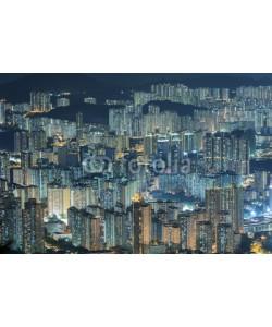 leeyiutung, Aerial view of Hong Kong city