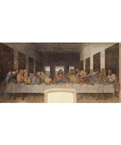 Leonardo da Vinci, L´Ultima Cena