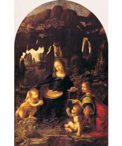Leonardo da Vinci, Vergine delle rocce