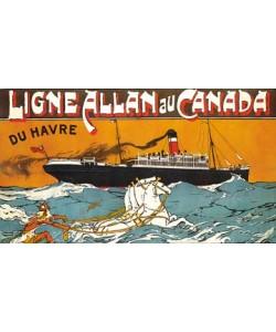 Anonymous, Ligne Allan au Canada