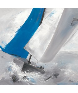 Lydie Allaire, Voile bleue I