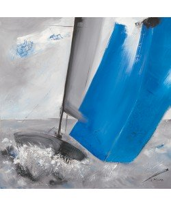 Lydie Allaire, Voile bleue II
