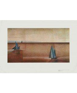 Lyonel Feininger, Regenklarheit