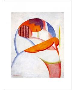 M-Louis BAUGNIET, Le baiser, 1925