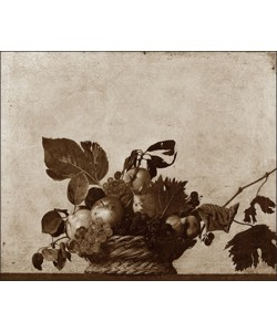 Michelangelo Caravaggio, Corbeille