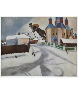 Marc Chagall, Über Witebsk