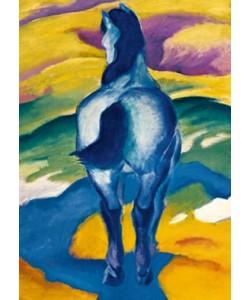 Franz Marc, Blaues Pferd II