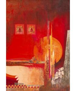 Margreet Holtkamp, Chinese Landscape