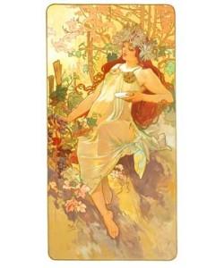 Alphonse Maria Mucha, Herbst