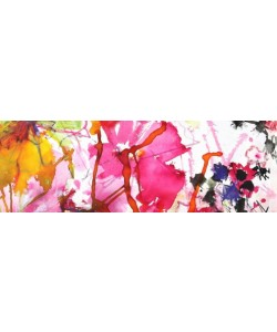 Mona Arnold, Pink Flowers 1