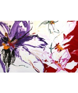 Mona Arnold, Fireworks of Flowers 2