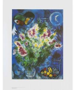 Marc Chagall, Blumenstilleben