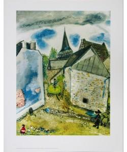 Marc Chagall, Chambon-sur-Lac