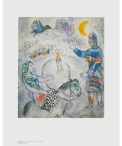 Marc Chagall, Der große graue Zirkus