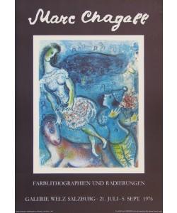 Marc Chagall, Zirkus