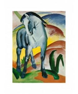 Franz Marc, Blaues Pferd I - Monaco
