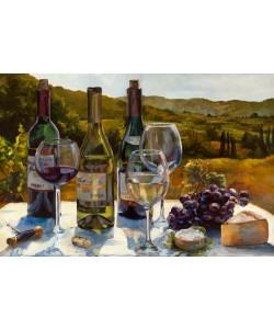 Marilyn Hageman, A Wine Tasting