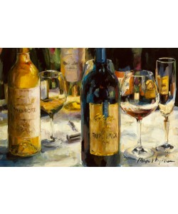 Marilyn Hageman, Bordeaux and Muscat