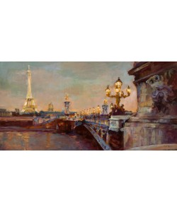 Marilyn Hageman, Parisian Evening Crop