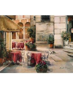 Marilyn Hageman, Plaza Caf