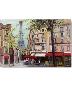 Marilyn Hageman, Springtime in Paris