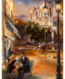 Marilyn Hageman, Twilight Time in Paris
