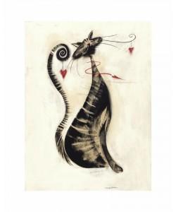 Marilyn Robertson, Leopold The Cat