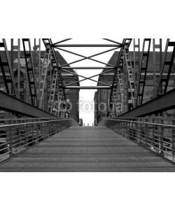 Matthias Krüttgen, jungfernbrücke hamburg speicherstadt