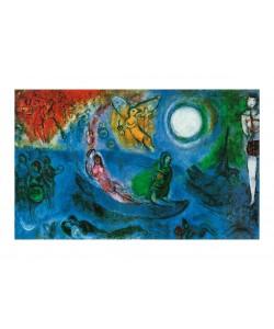 Marc Chagall, Il concerto, 1957