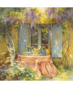 Johan Messely, Couleurs du printemps