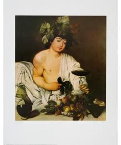 Michelangelo Caravaggio, Bacchus, ca. 1597