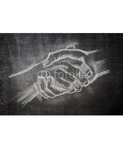 mikefoto58, handshake