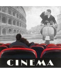 Marco Fabiano, Cinema Roma