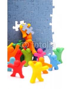 Mirko Raatz, Zusammen reparieren wir die Puzzlewand
